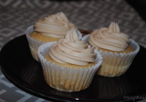 The Perfect Vanilla Cupcake