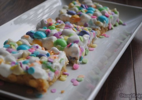 Spring Time Blondie Bars