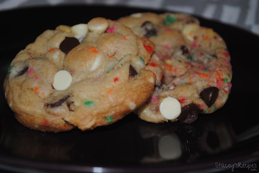 Funfetti Cake Batter Cookie