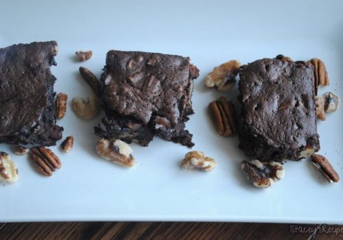 The Ultimate Chocolate Nut Brownies