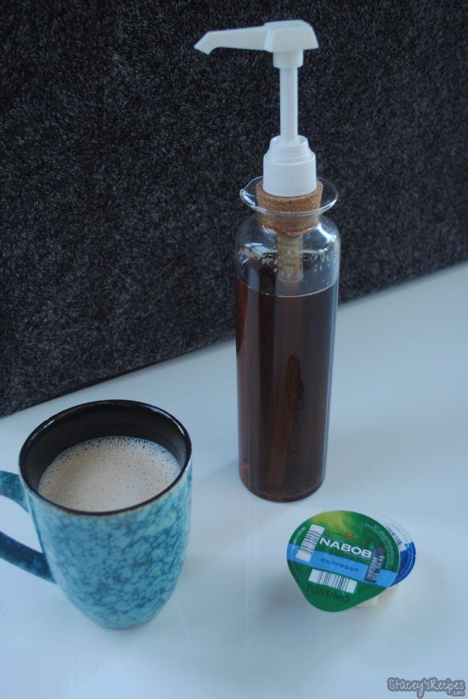 Starbucks Style Vanilla Syrup