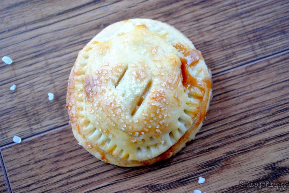 Salted Caramel Apple Hand Pies (Gluten-Free Option) - Stacey's Recipes