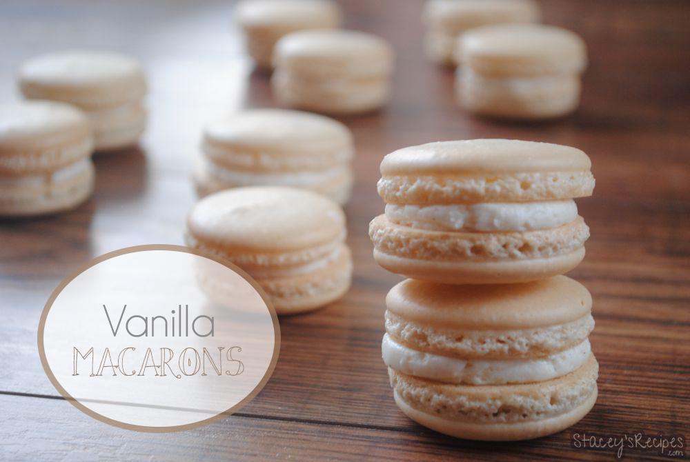 Vanilla Maracrons