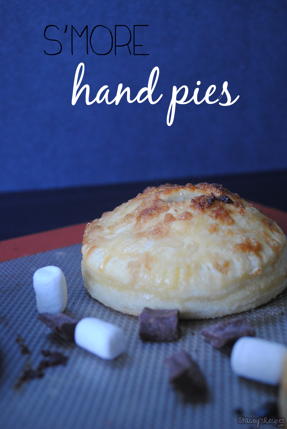 Smore Hand Pies (Gluten-Free Option)