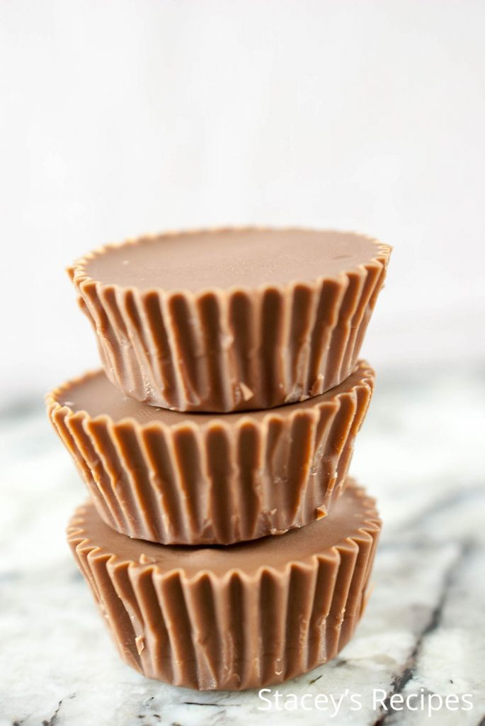 Homemade Peanut Butter Cups so good you'll never want to buy them again | www.staceysrecipes.com